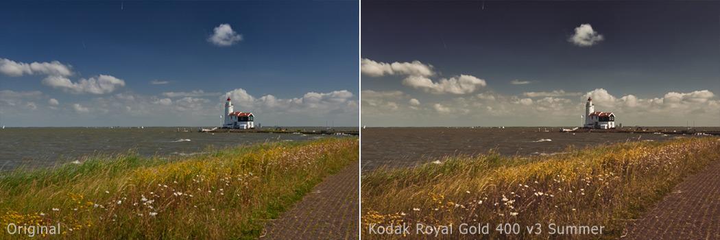 Kodak Royal Gold 400 v3 Summer