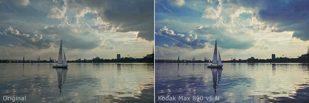 Kodak Max 800 v6 N