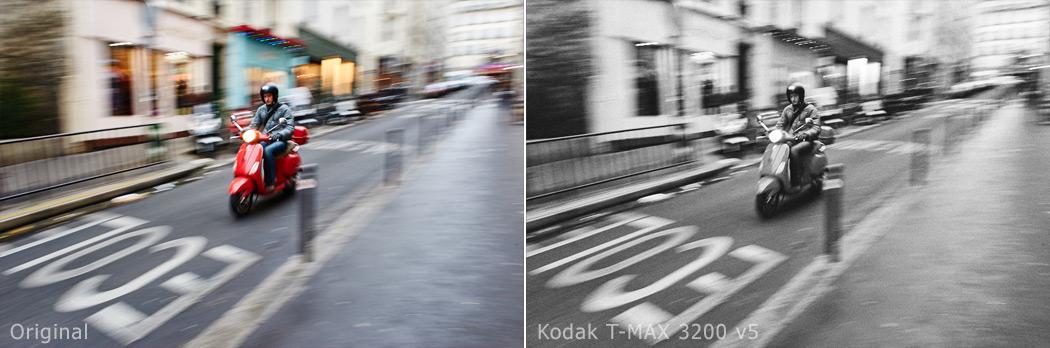 Kodak T-MAX 3200 v5