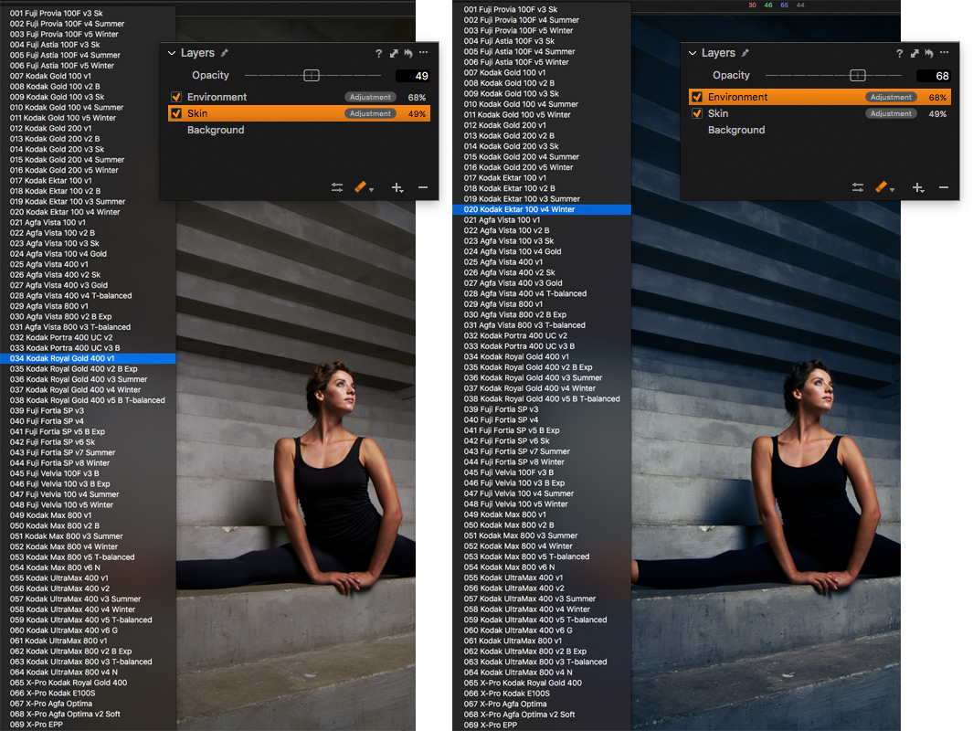 Film styles – layer enhanced editions | styles and presets for.
